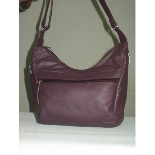 Fancy Ladies Leather Handbag