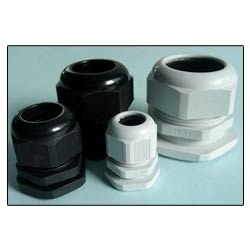 Nylon/ PVC Flexible Cable Gland Pg and Metric Thread