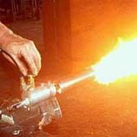 diesel industrial burner