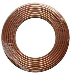 Copper Pancake Coils