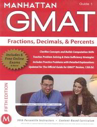 Manhattan GMAT Fractions, Decimals, & Percents