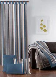 Woven Stripe Curtain