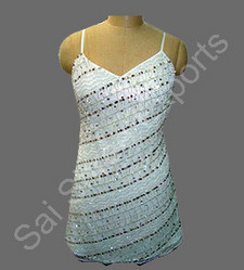 Ladies Beaded Dress