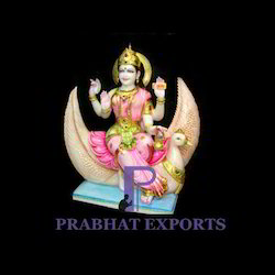 Goddess Brahmani Statue