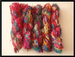 Recycled Banana Silk Knitting Yarns