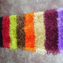 Multicolor Saggy Rugs