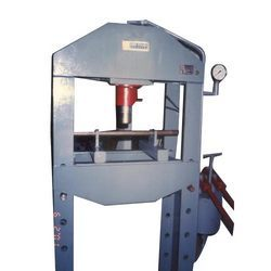 Hand Operated Hydraulic Pressing Machine