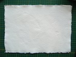 Deckle Edged Handmade Papers