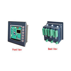 Touch Screen HMI with PLC