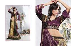 Asian Women Sarees