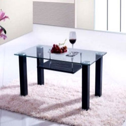 Glass & Wood MIni Table