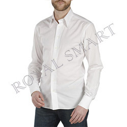 Plain White Shirt Fabric