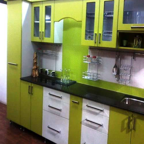 Kitchen sunmica design images india for Kitchen sunmica design