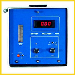 Oxygen Gas Analyzers