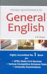 Unique Quintessence Of General English