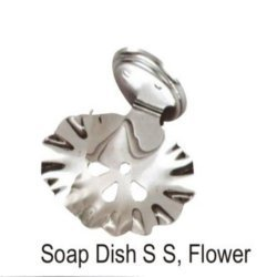 Soap Dish S.S. Flower