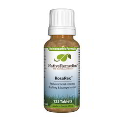 RosaRex Herbal Tablets