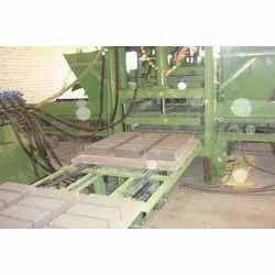 Hydraulic Blocks Making Machine