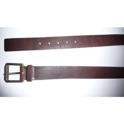 Oil Pullup Casual Leather Belts
