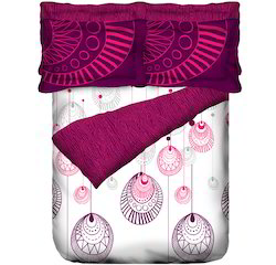 Printed Cotton Bed Linens