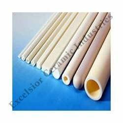 high and low temperature ceramic tubes