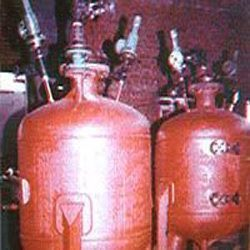 LPG Gas Recovery Unit