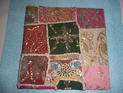 Patchwork Fabric Photo Albums