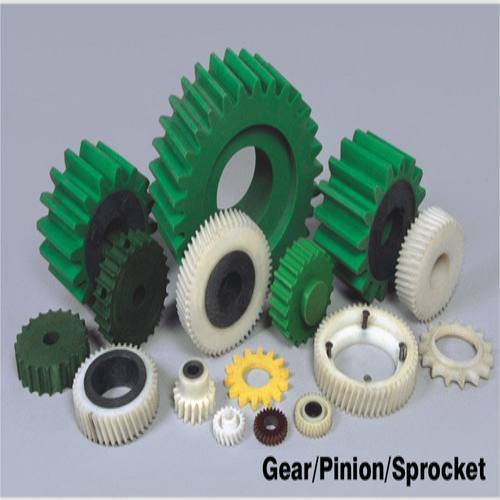 Gear Pinion & Sprockets