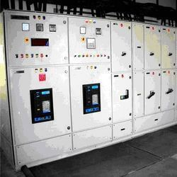 Main Power Control Panel