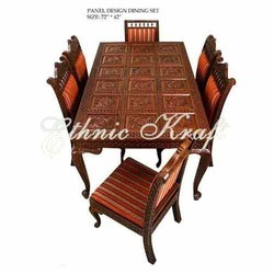Panel Design Dining Set