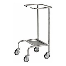 Stainless Steel Linen Trolleys