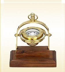 Gimbaled Ship Compass