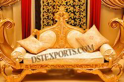 Asian Wedding Maharaja Throne