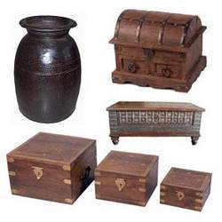 Storage Urns and Boxes