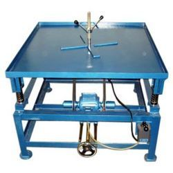 Concrete Lab Equipment Vibrating Table Manufacturer From