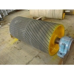 Plain & Grooved Pulleys