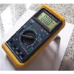 Digital Ohm Meter