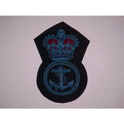 Royal Navy Warrent Petty Officer Cap Badge