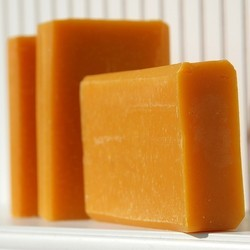 Saffron Soap