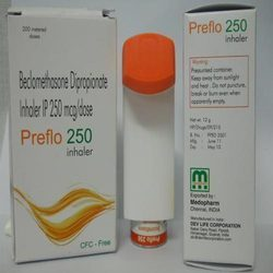 Beclomethasone 250mcg Inhalers