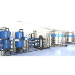 Mineral Water Large RO Plant
