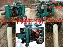 Log Debarking Machine & Plywood Machines