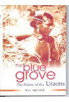 The Blue Grove: The Poetry Of  The Uraons