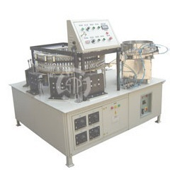Brush Lacquering Machine