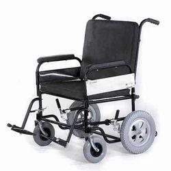Manual Wheelchair- Non Foldable Type