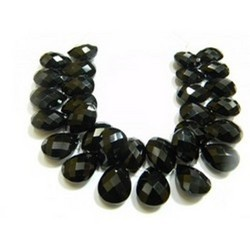 Black+Onyx+Faceted+Pearl