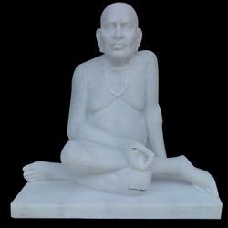 Akkalkot Swami Samarth White Marble Statues
