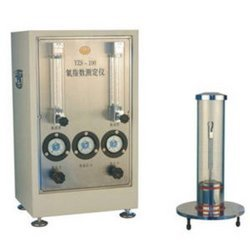 Oxygen-Index Apparatus