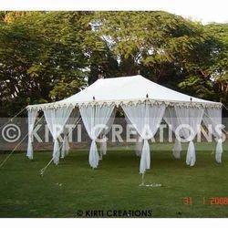 Luxurious Raj Tent