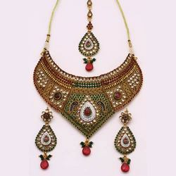 Heavy Antique Necklace Sets